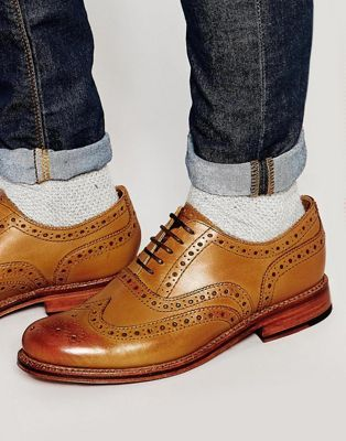 Grenson Stanley Brogues