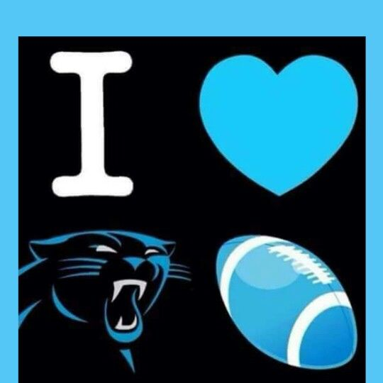 Keep pounding! CAROLINA PANTHERS!