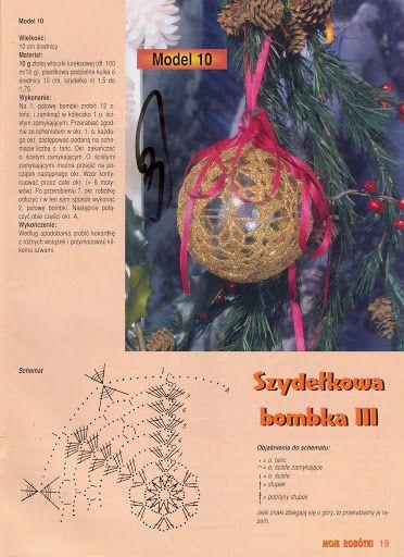 Boże Narodzenie - bombki - Urszula Niziołek - Picasa Web Albums