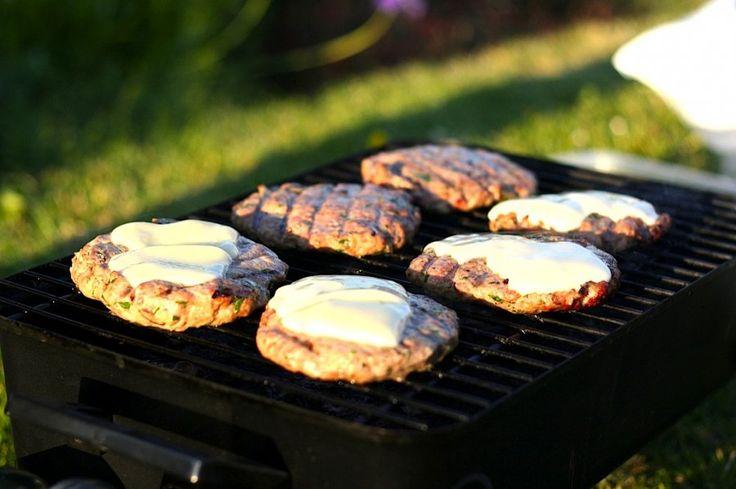 Ground Chicken Burgers | chicken burger recipes | Pinterest