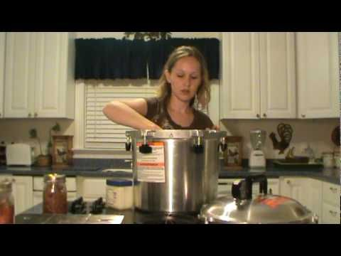 How to Use a Pressure Canner Video   How to Guide to Canning #survivallife www.survivallife.com