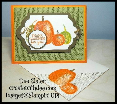 First Friday's Blog Hop - Fall