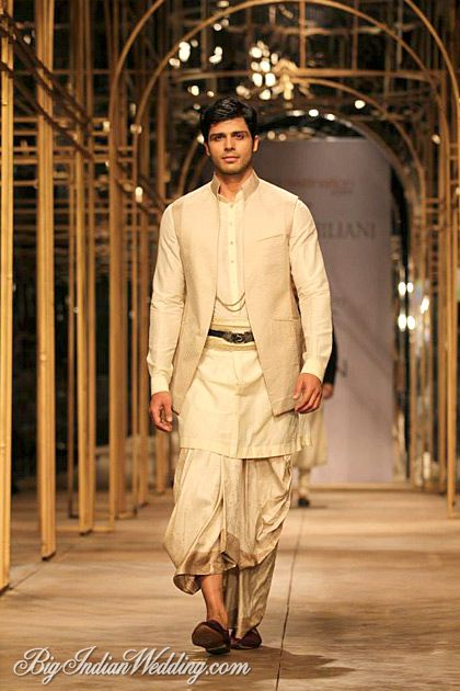Tarun Tahiliani menwear collection