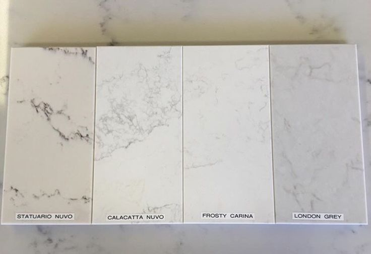 Caesarstone benchtop. We recently picked our kitchen bench top... The winner is Frosty Carrina! Can't wait to see it in our finished kitchen. @caesarstoneau