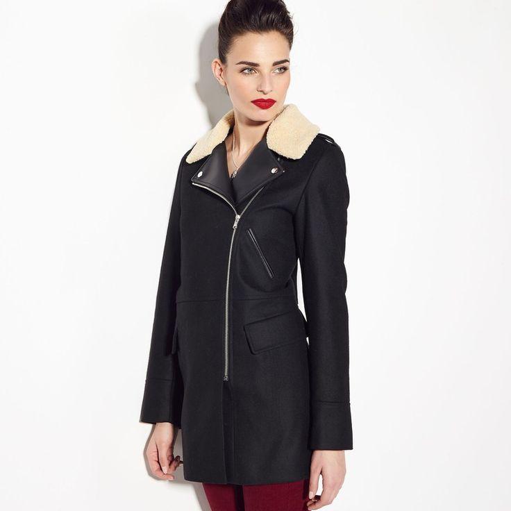 Manteau forme rock femme 3 suisses collection