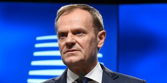 L'ancien premier ministre libéral polonais occupe depuis la fin de2014 ce poste-clé, dont le rôle est de coordonner les sommets réguliers réunissant les chefs d'Etat ou de gouvernement pour fixer les priorités politiques de l'Union européenne.