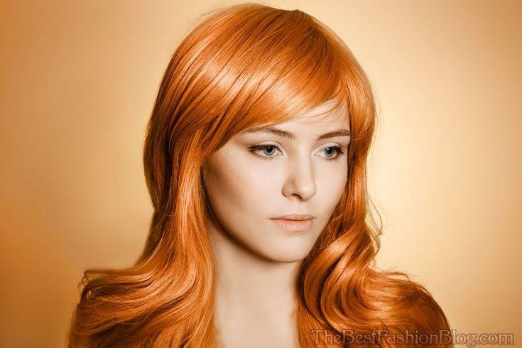 honey ginger hair color dark brown hairs of golden ginger