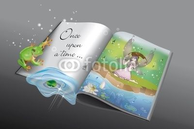 #Once upon a time... http://it.fotolia.com/id/29624806