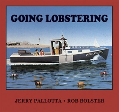 GOING LOBSTERING(PAPERBACK) - 2.1.2 - use to identify characteristics of Acadian community