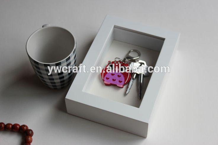 caixa de madeira sombra moldura 3d sombra caixa moldura venda quente 2014