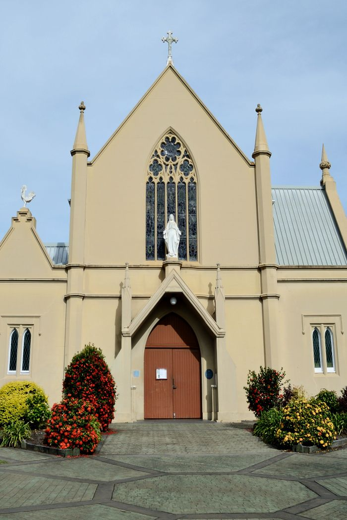St Mary's Church, Maryborough, Queensland.