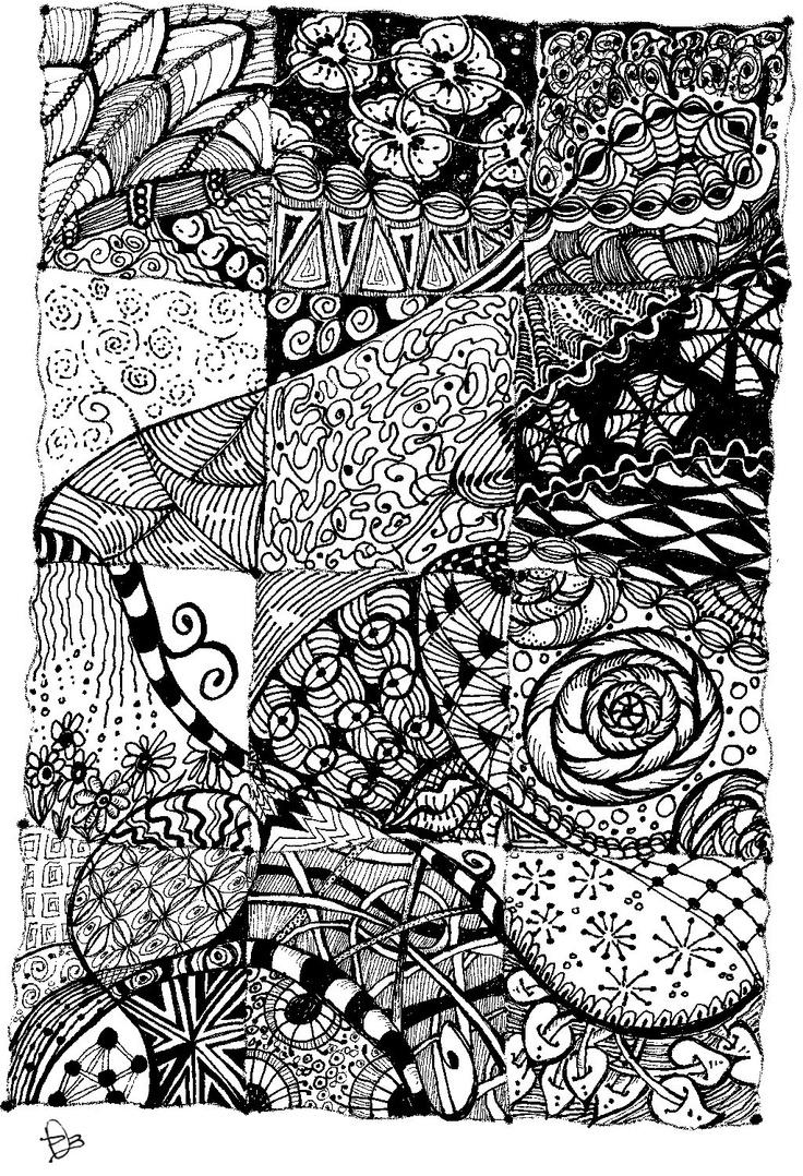 17 Best Images About Zen Tangle Art On Pinterest Zen