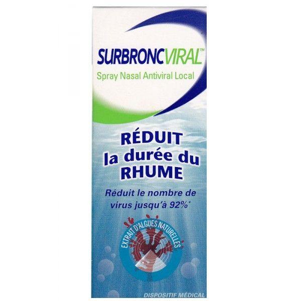 Traitement antiviral du rhume, hydratation prolongée de la muqueuse nasale. Adulte, nourrisson à partir de 1 an. Grossesse et allaitement sur avis médical.