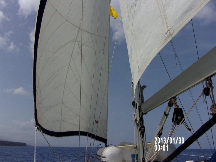 EVA Yachting - Evasion Voile Antilles - Vente, Location, Gestion de voiliers aux antilles