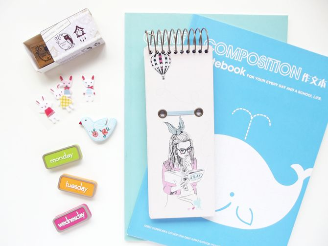 Meet Free Monday - more about my week ahead & of course pretty #stationery & #planning