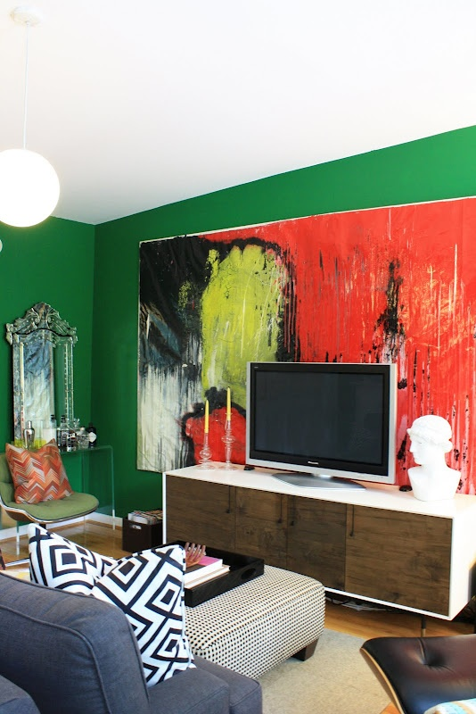 1000 Ideas About Wall Behind Tv On Pinterest Hide Wires