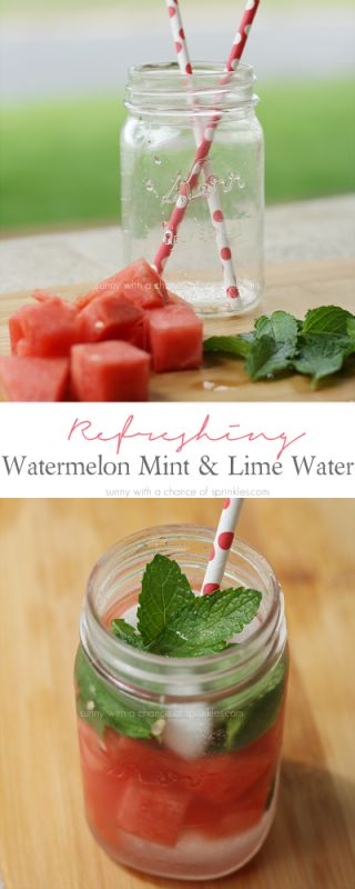 A Recipe to Help You Drink More Water