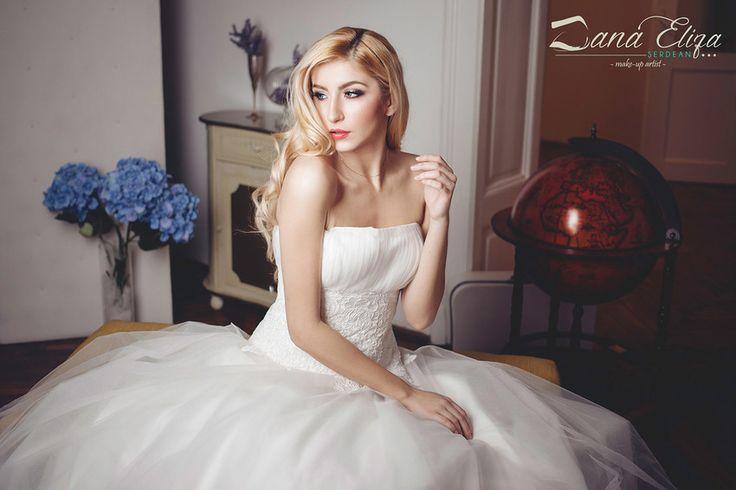 Machiaj de Mireasa pentru Nunta ❤️ Bride Wedding Make-up