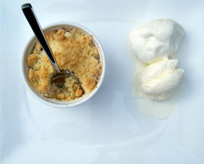Recept voor mini appelcrumbles, echt heerlijk! - Tante Pollewop