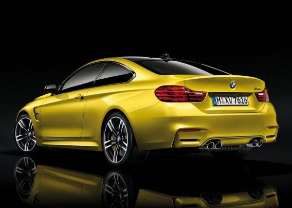 2015 BMW M4 Coupe Rear Angle 600x428 2015 BMW M4 Coupe Full Reviews with Images