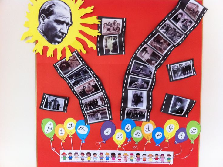 Atatürk :) by Banu Şaldırdak