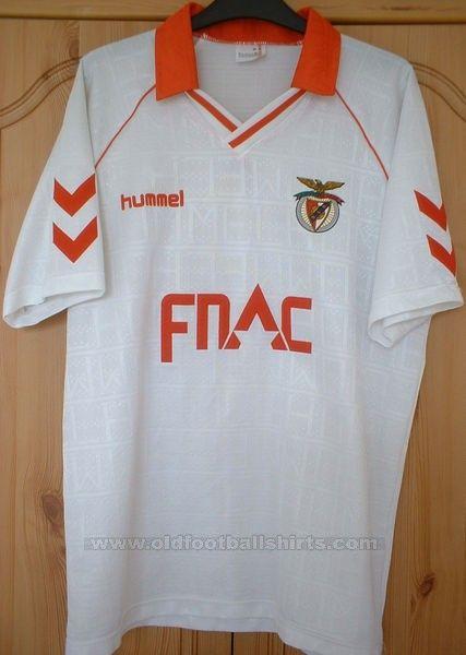 1990-1991 Away