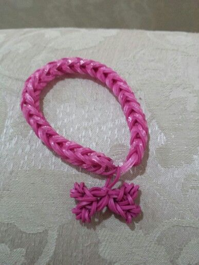Fishtail with charm