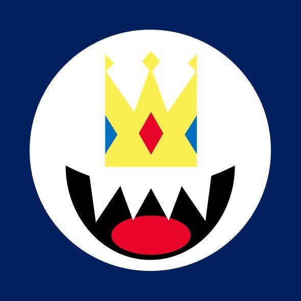 King Boo Flag