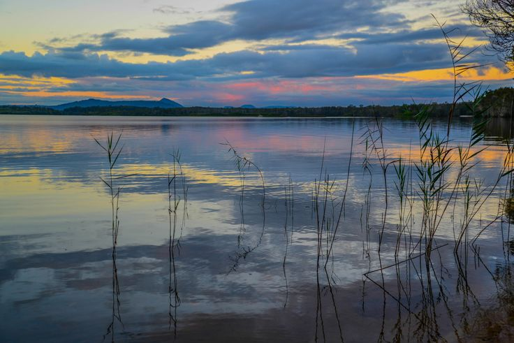 Lake Cootharaba by Dee Holding on 500px