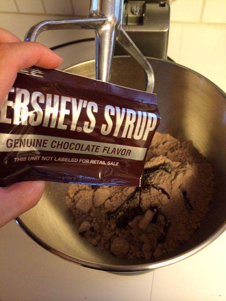 Hersheys syrup brownies chocolate flavors hershey