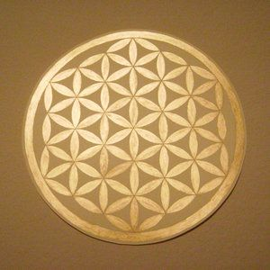 The Flower of Life: Symbol of Interconnectedness - Golden Flower of Life by the_indigo_one