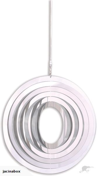 Our new range of Stainless Steel Garden Spinners will brighten any corner of the garden, made from laser cut stainless steel sheet and comes complete with a sta...