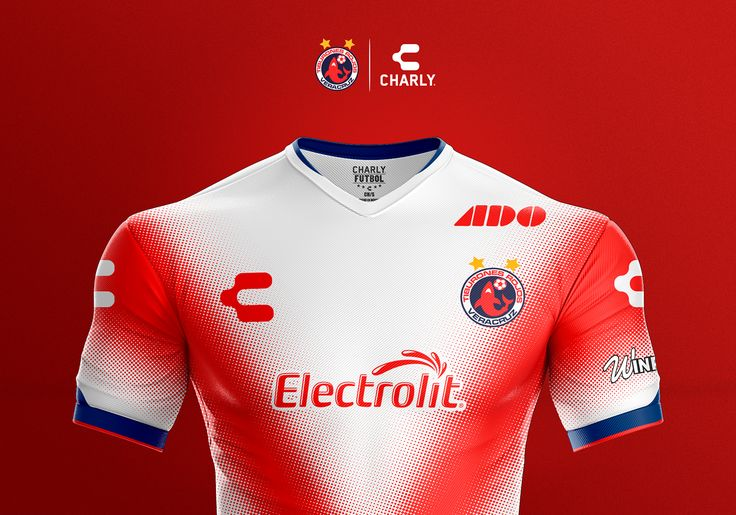 Veracruz FC | Charly on Behance
