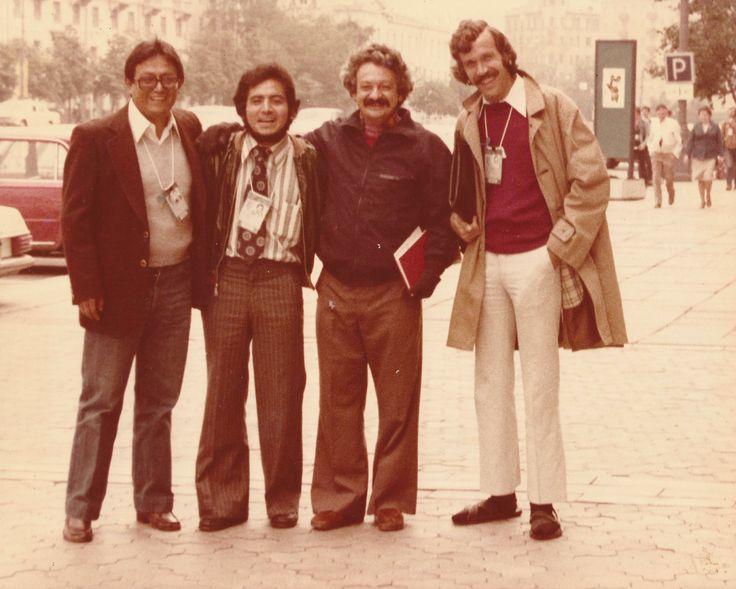 Olimpicos Moscu 80'... Equipo UPI