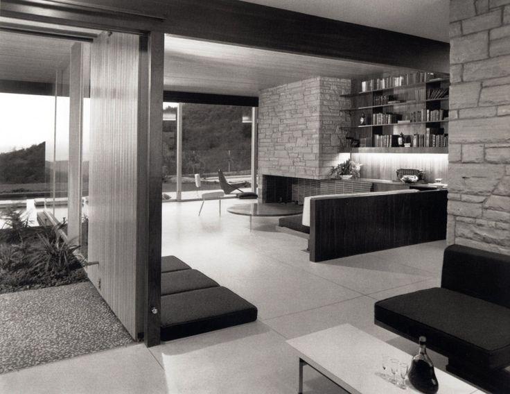 1960 Singleton Residence  Architect: Richard Neutra   Bel Air, CA   Photos: Julius Shulman