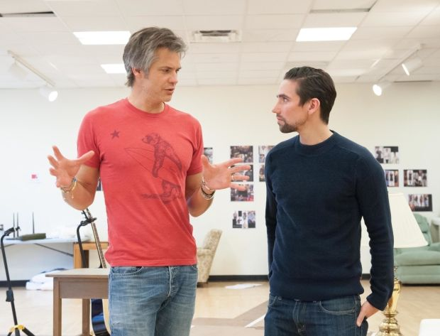Timothy Olyphant Rehearses Kenneth Lonergan's Hold On to Me Darling
