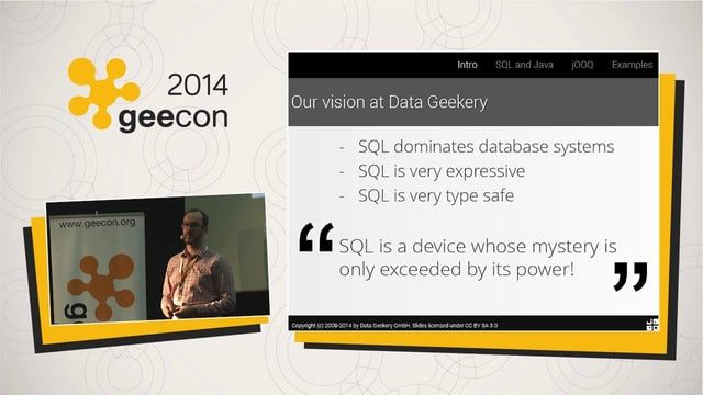 SQL is a powerful and highly expressive language for queries against relational databases. SQL is established, standardised and hardly challenged by alternative querying languages. Nonetheless, in the Java ecosystem, there had been few relevant steps forward since JDBC to better integrate SQL into Java. All attention was given to object-relational mapping and language abstractions on a higher level, such as OQL, HQL, JPQL, CriteriaQuery. In the mean time, these abstractions have become…