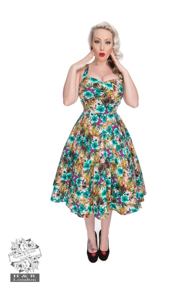 Hearts and Roses London - Lilly Dress