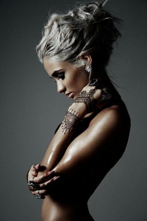 Henna...