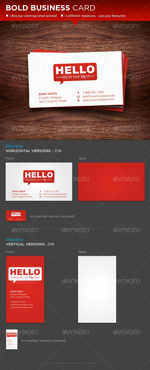 15 best carto de visita inspirao vermelho images on pinterest bold red business card reheart Choice Image