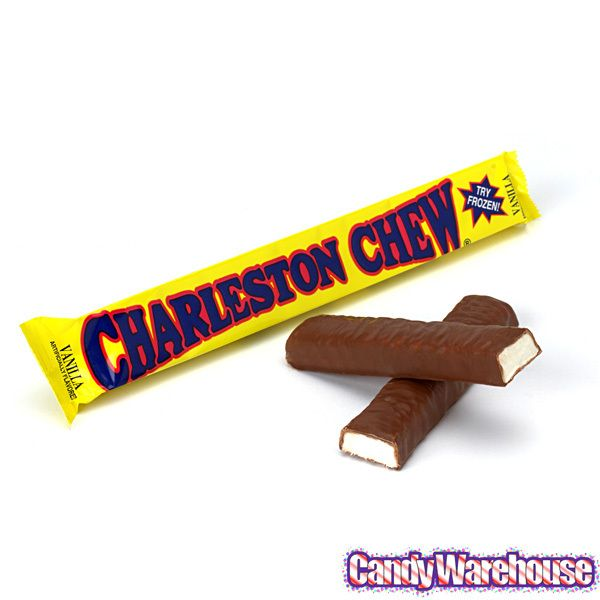 Charleston Chew Candy Bars- Vanilla