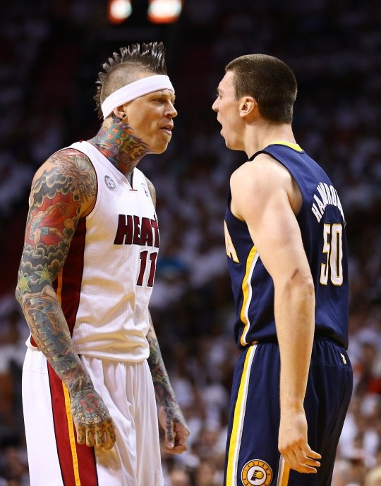 4 Things You Didn't Know About Birdman Chris Andersen's Tattoos!