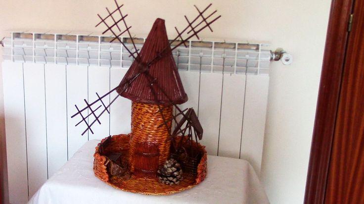 Las 25 mejores ideas sobre molino de viento de papel en for Piscina molino de viento y sombrilla