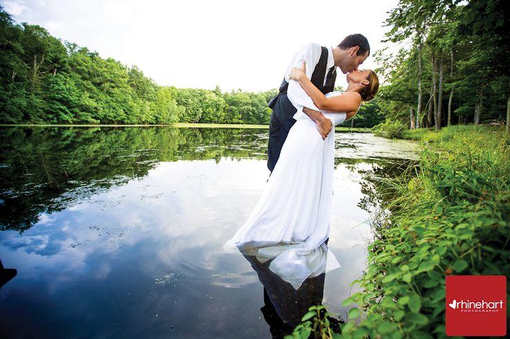 Lehigh Valley Wedding Venue Bushkill Falls Poconos PA Pennsylvania