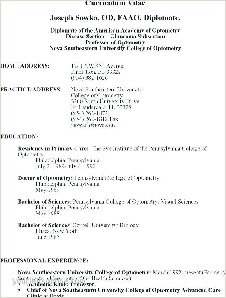 Cv Format For Fresher Lecturer Resume Skills Resume Objective Examples College Resume