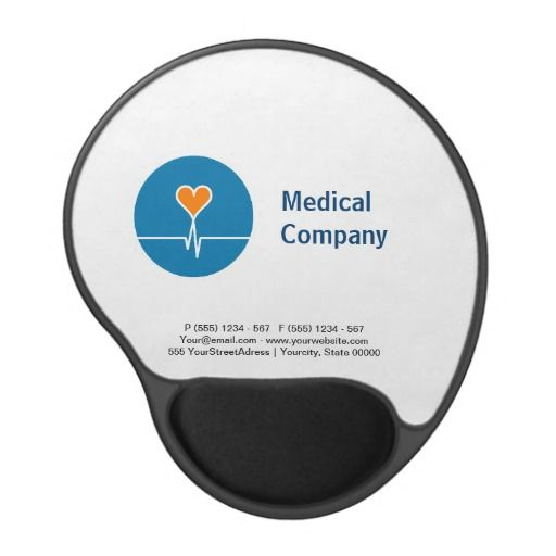 €19,95 Alfombrilla ratón gel Mod. Healthcore