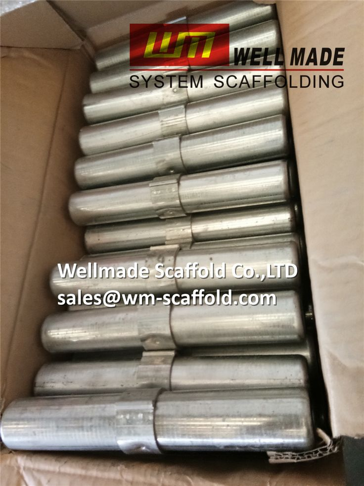 China Scaffolding Manufacturers: Scaffolding Frame Joint Pin with Collar  for Scaff...
