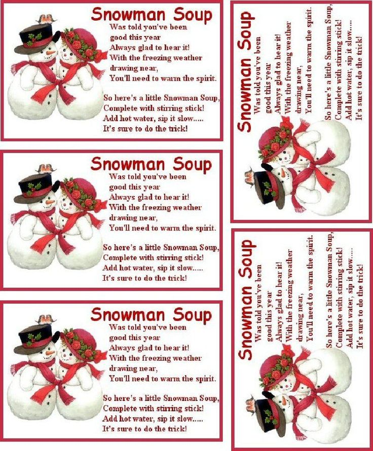 http://crazyhorsesghost.hubpages.com/hub/Snowman-Soup