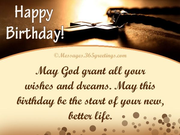 The 25 best Christian birthday greetings ideas – Religious Birthday Card Messages