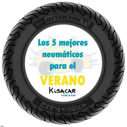 Los 5 mejores neumáticos para el verano